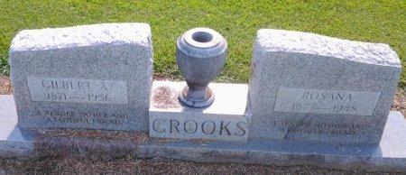 CROOKS, ROSANA - Franklin County, Louisiana | ROSANA CROOKS - Louisiana Gravestone Photos
