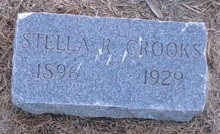 CROOKS, STELLA R - Franklin County, Louisiana   STELLA R CROOKS - Louisiana Gravestone Photos