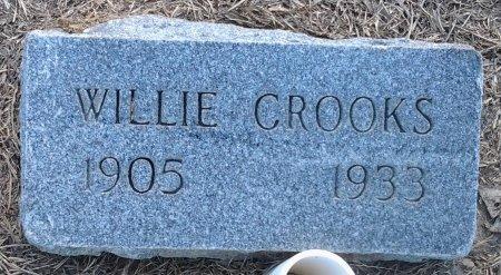 CROOKS, WILLIE - Franklin County, Louisiana | WILLIE CROOKS - Louisiana Gravestone Photos