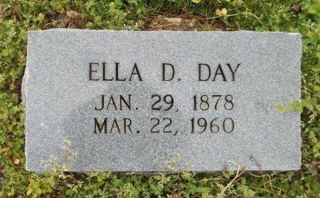 DAY, ELLA D - Franklin County, Louisiana   ELLA D DAY - Louisiana Gravestone Photos