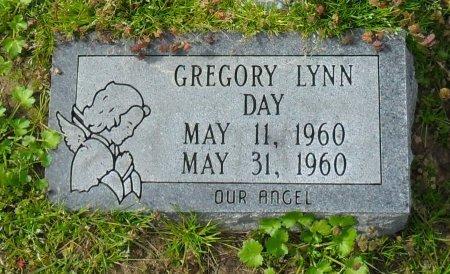 DAY, GREGORY LYNN - Franklin County, Louisiana | GREGORY LYNN DAY - Louisiana Gravestone Photos