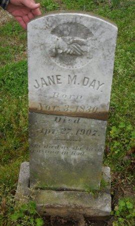 DAY, JANE M - Franklin County, Louisiana   JANE M DAY - Louisiana Gravestone Photos