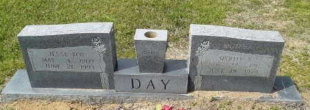 DAY, JESSE ROY - Franklin County, Louisiana | JESSE ROY DAY - Louisiana Gravestone Photos