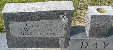 DAY, JESSE ROY (CLOSE UP) - Franklin County, Louisiana | JESSE ROY (CLOSE UP) DAY - Louisiana Gravestone Photos