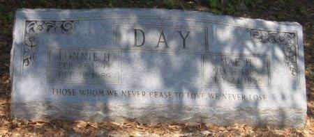 DAY, MAE H - Franklin County, Louisiana | MAE H DAY - Louisiana Gravestone Photos