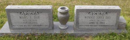 DAY, WINNIE - Franklin County, Louisiana | WINNIE DAY - Louisiana Gravestone Photos