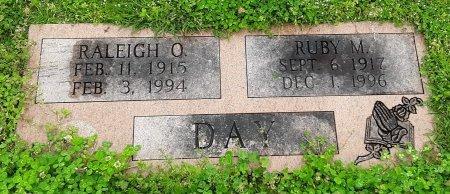 DAY, RALEIGH O - Franklin County, Louisiana   RALEIGH O DAY - Louisiana Gravestone Photos