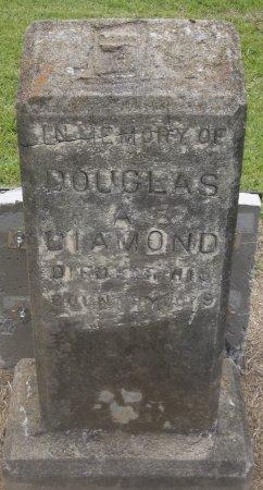 DIAMOND, DOUGLAS A - Franklin County, Louisiana | DOUGLAS A DIAMOND - Louisiana Gravestone Photos