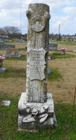 DUCHESNE, EDWARD C - Franklin County, Louisiana   EDWARD C DUCHESNE - Louisiana Gravestone Photos