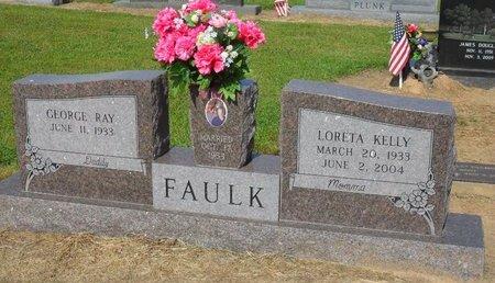 FAULK, LORETTA - Franklin County, Louisiana   LORETTA FAULK - Louisiana Gravestone Photos