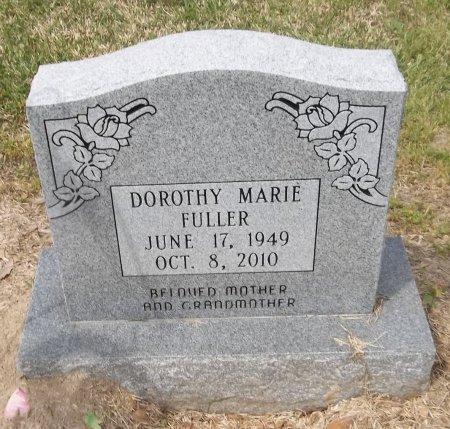 FULLER, DOROTHY MARIE - Franklin County, Louisiana | DOROTHY MARIE FULLER - Louisiana Gravestone Photos