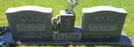 FULLER, DANIEL BUTLER - Franklin County, Louisiana | DANIEL BUTLER FULLER - Louisiana Gravestone Photos