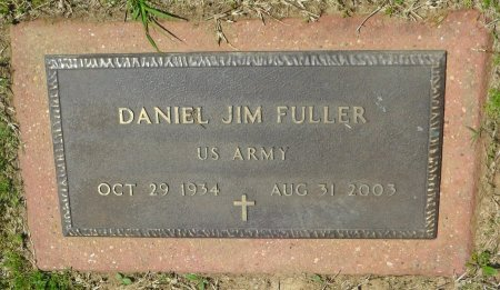 FULLER  , DANIEL JIM (VETERAN) - Franklin County, Louisiana | DANIEL JIM (VETERAN) FULLER   - Louisiana Gravestone Photos