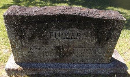 FULLER, LOUIS E - Franklin County, Louisiana | LOUIS E FULLER - Louisiana Gravestone Photos