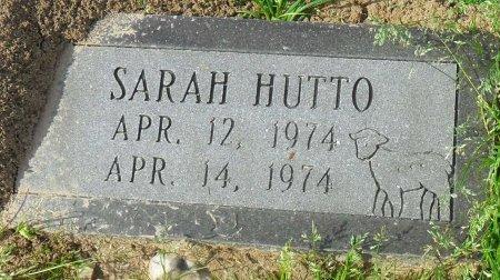 HUTTO, SARAH - Franklin County, Louisiana | SARAH HUTTO - Louisiana Gravestone Photos