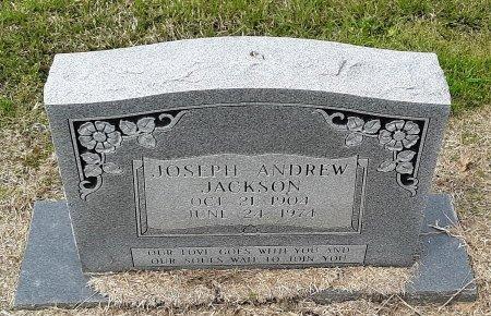 JACKSON, JOSEPH ANDREW - Franklin County, Louisiana | JOSEPH ANDREW JACKSON - Louisiana Gravestone Photos