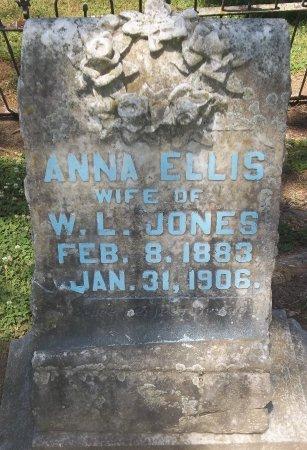 JONES, ANNA - Franklin County, Louisiana   ANNA JONES - Louisiana Gravestone Photos