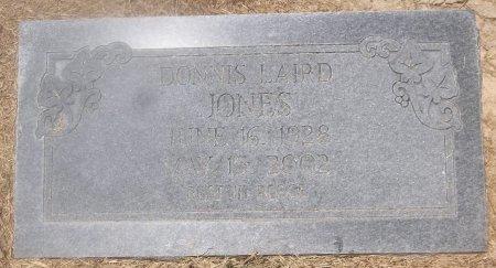 JONES, DONNIS - Franklin County, Louisiana | DONNIS JONES - Louisiana Gravestone Photos