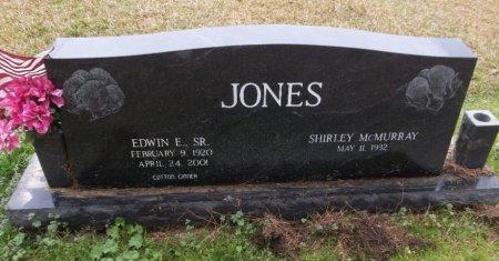 JONES, EDWIN E, SR. - Franklin County, Louisiana | EDWIN E, SR. JONES - Louisiana Gravestone Photos