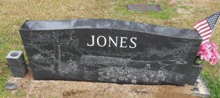 JONES, EDWIN E, SR. (BACK) - Franklin County, Louisiana   EDWIN E, SR. (BACK) JONES - Louisiana Gravestone Photos