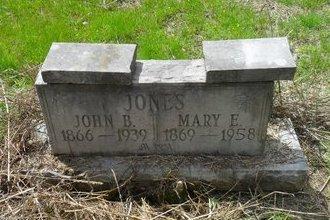 JONES, JOHN B - Franklin County, Louisiana | JOHN B JONES - Louisiana Gravestone Photos