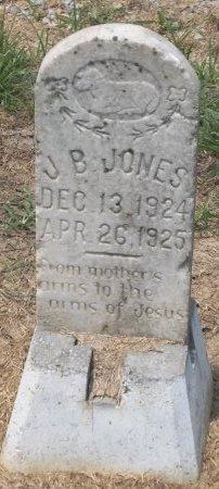 JONES, J B - Franklin County, Louisiana   J B JONES - Louisiana Gravestone Photos