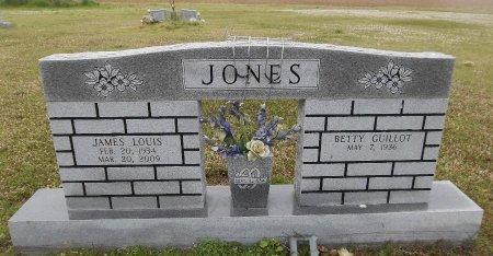 JONES, JAMES LOUIS - Franklin County, Louisiana   JAMES LOUIS JONES - Louisiana Gravestone Photos