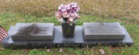 JONES, LEWIS ARTHUR - Franklin County, Louisiana | LEWIS ARTHUR JONES - Louisiana Gravestone Photos