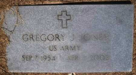 JONES  , GREGORY J (VETERAN ) - Franklin County, Louisiana | GREGORY J (VETERAN ) JONES   - Louisiana Gravestone Photos
