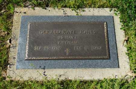 JONES  , GERALD RAYE  (VETERAN VIET) - Franklin County, Louisiana | GERALD RAYE  (VETERAN VIET) JONES   - Louisiana Gravestone Photos