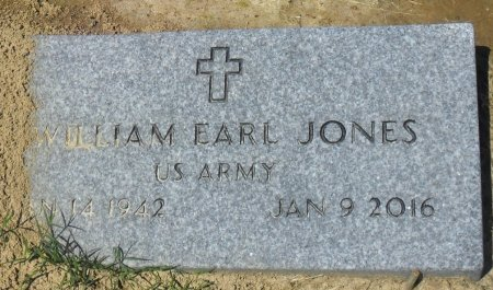 JONES  , WILLIAM EARL (VETERAN) - Franklin County, Louisiana | WILLIAM EARL (VETERAN) JONES   - Louisiana Gravestone Photos