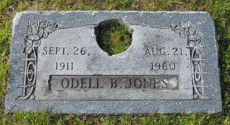 JONES, ODELL B - Franklin County, Louisiana   ODELL B JONES - Louisiana Gravestone Photos
