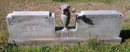 JONES, ROSELLA N - Franklin County, Louisiana | ROSELLA N JONES - Louisiana Gravestone Photos
