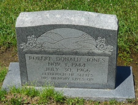 JONES, ROBERT DONALD - Franklin County, Louisiana | ROBERT DONALD JONES - Louisiana Gravestone Photos