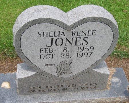 JONES, SHELIA RENEE - Franklin County, Louisiana | SHELIA RENEE JONES - Louisiana Gravestone Photos