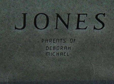 JONES, FRANCES (BACK) - Franklin County, Louisiana | FRANCES (BACK) JONES - Louisiana Gravestone Photos