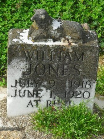 JONES, WILLIAM - Franklin County, Louisiana | WILLIAM JONES - Louisiana Gravestone Photos