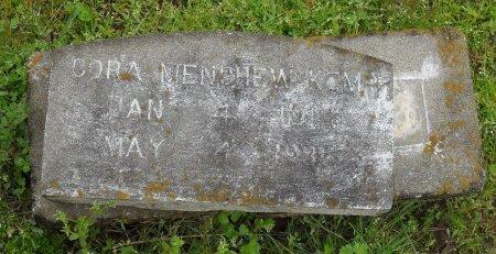 KEMP, CORA - Franklin County, Louisiana   CORA KEMP - Louisiana Gravestone Photos