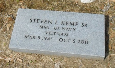 KEMP  , STEVEN L, SR  (VETERAN VIET) - Franklin County, Louisiana   STEVEN L, SR  (VETERAN VIET) KEMP   - Louisiana Gravestone Photos