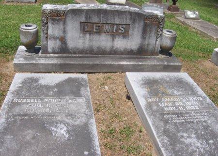 LEWIS, ROY AMADIS - Franklin County, Louisiana | ROY AMADIS LEWIS - Louisiana Gravestone Photos