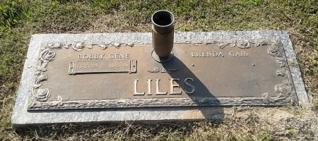 LILES, BOBBY GENE - Franklin County, Louisiana   BOBBY GENE LILES - Louisiana Gravestone Photos