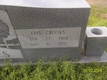 LILES, ERIS (CLOSE UP) - Franklin County, Louisiana | ERIS (CLOSE UP) LILES - Louisiana Gravestone Photos
