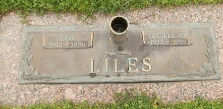LILES, LEO - Franklin County, Louisiana   LEO LILES - Louisiana Gravestone Photos
