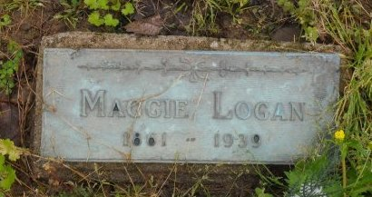 LOGAN, MAGGIE - Franklin County, Louisiana | MAGGIE LOGAN - Louisiana Gravestone Photos