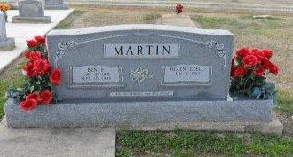 MARTIN, BEN F - Franklin County, Louisiana   BEN F MARTIN - Louisiana Gravestone Photos