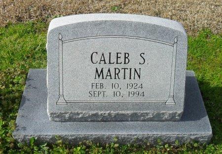 MARTIN, CALEB S - Franklin County, Louisiana | CALEB S MARTIN - Louisiana Gravestone Photos