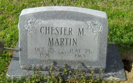 """MARTIN, CHESTER M """"PAPPY"""" - Franklin County, Louisiana 