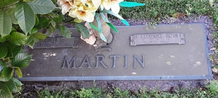 MARTIN, L KATHERINE - Franklin County, Louisiana | L KATHERINE MARTIN - Louisiana Gravestone Photos
