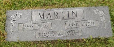 MARTIN, JAMES EWELL - Franklin County, Louisiana | JAMES EWELL MARTIN - Louisiana Gravestone Photos