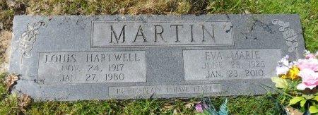 MARTIN, EVA MARIE - Franklin County, Louisiana | EVA MARIE MARTIN - Louisiana Gravestone Photos